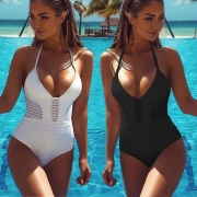 Women One Piece Swimsuit 6 colors