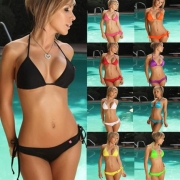 Push Up Bikini Suit Swimwear