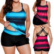 Premium Women Plus Size Bikini Swimsuit